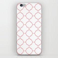 Moroccan Coral iPhone & iPod Skin