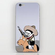 Emiliano Zapata iPhone & iPod Skin
