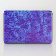 Pink & Purple Blossoms iPad Case