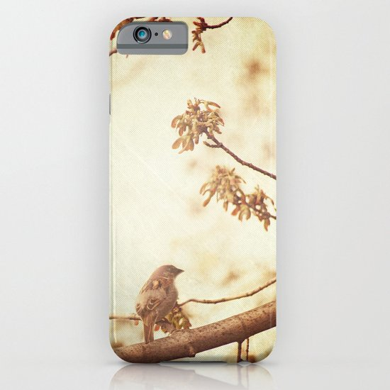 Morning Song iPhone & iPod Case