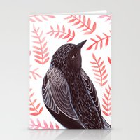Jackdaw Stationery Cards