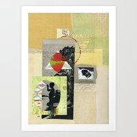 I Get Excited When I See… Art Print