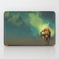 Landing iPad Case
