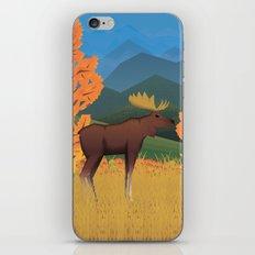 Taiga iPhone & iPod Skin
