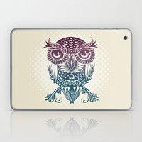 Baby Egyptian Owl Laptop & iPad Skin