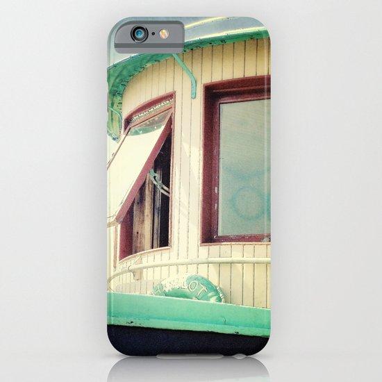 Miss Charlott II iPhone & iPod Case