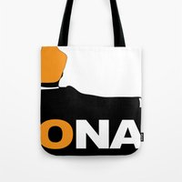 The Mad Man. Tote Bag