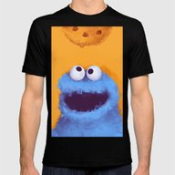 Cookies Mens Fitted Tee Black SMALL