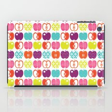 Textured Apples iPad Case