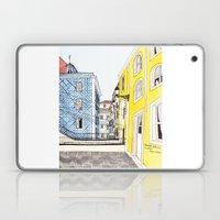 Beautiful Lisbon by Charlotte Vallance Laptop & iPad Skin
