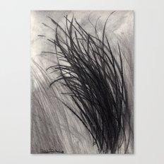 Dryness Canvas Print