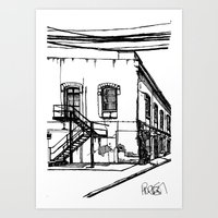 LX Factory 1 Art Print