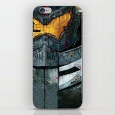 Vectorial Rim #2 iPhone & iPod Skin