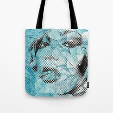 pieces of glass Tote Bag