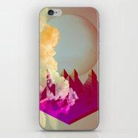 Castello Volante iPhone & iPod Skin