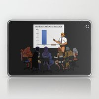 I HAVE THE POWERPOINT! Laptop & iPad Skin