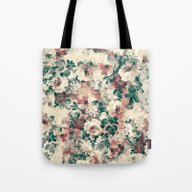 Quiet Garden Movement Tote Bag