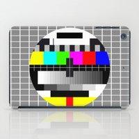TV iPad Case
