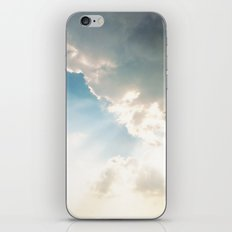 Storm Clouds iPhone & iPod Skin
