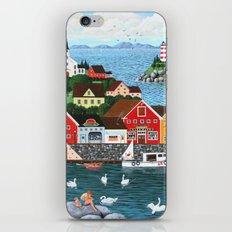 Swan's Cove iPhone & iPod Skin