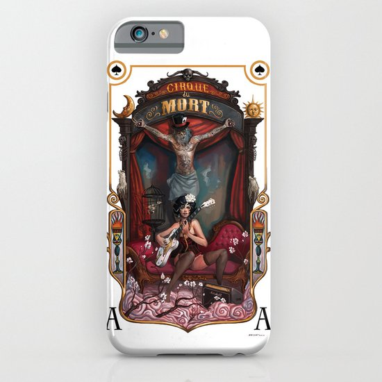 Cirque du Mort iPhone & iPod Case