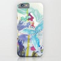 iPhone & iPod Case featuring birds by Agata Kowalska