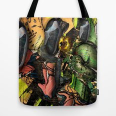 Working Class Hero Tote Bag