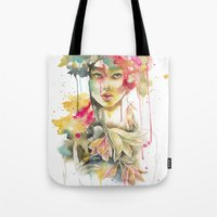 THE MIND IS EVERYTHING. … Tote Bag
