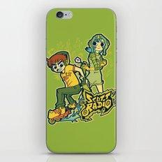 Scott Radio!!! iPhone & iPod Skin