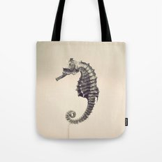 Water Pony Tote Bag