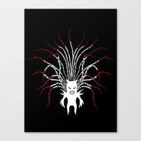 Karma Fairy [LIGHT] Canvas Print
