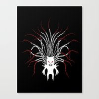 Karma Fairy [LIGHT] Canvas Print