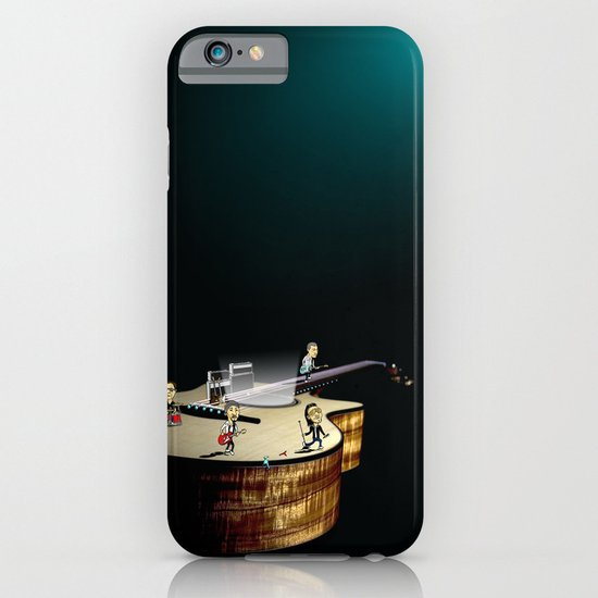 A Beautiful Day iPhone & iPod Case