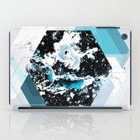Geometric Textures 4 iPad Case