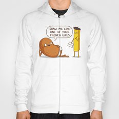 French Potato Hoody
