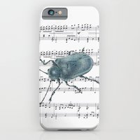 Music Beetle iPhone 6 Slim Case