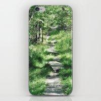 Happy Trails iPhone & iPod Skin