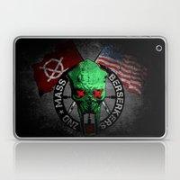 Falling Skies - Berserkers (No-One Fucks the 2ND Mass) Laptop & iPad Skin