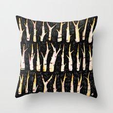 Sticks not Stones Throw Pillow