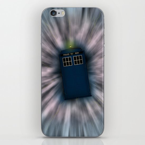 Doctor Who - Call me a Doctor..... Allons-y! iPhone & iPod Skin