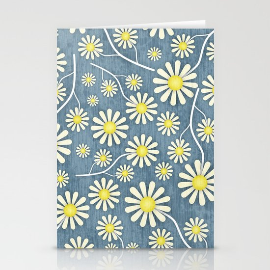 Classical Spring 1 Stationery Card