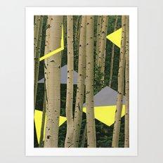 Idyllwild #2 Art Print
