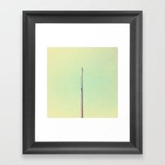 Remnant. Framed Art Print