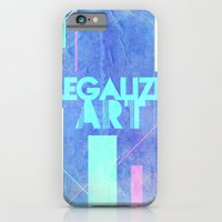 iPhone & iPod Case featuring Legalize Art. by artbyjavon