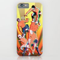 iPhone & iPod Case featuring Totem Luchas by Ataxk SieSeiS