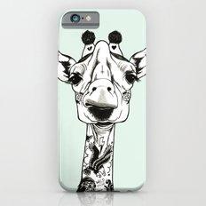 Giraffe Tattooed  Slim Case iPhone 6s