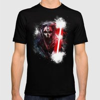 Darth Nihilus Mens Fitted Tee Black SMALL