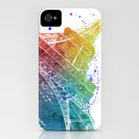 iPhone 4s & iPhone 4 Cases featuring Paris je t´aime.. by Nika