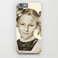 iPhone & iPod Case featuring Childhood Pets by MARIA BOZINA - PRINT