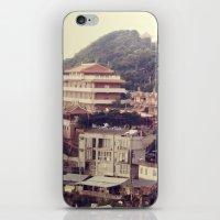 Mountain Town iPhone & iPod Skin